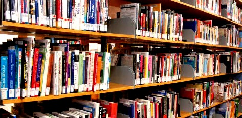 library bookspic