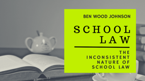 Nature of School Law Img 1